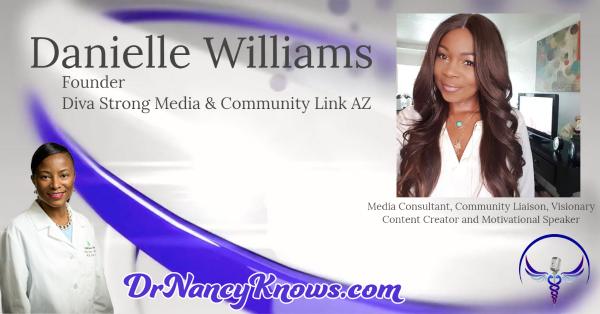 Danielle Williams #divastrong