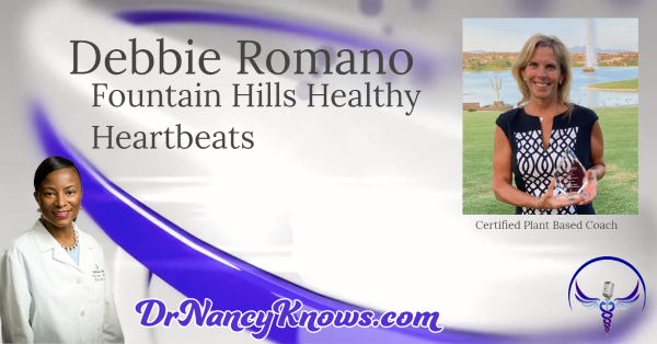 Dr Nancy Knows Debbie Romano