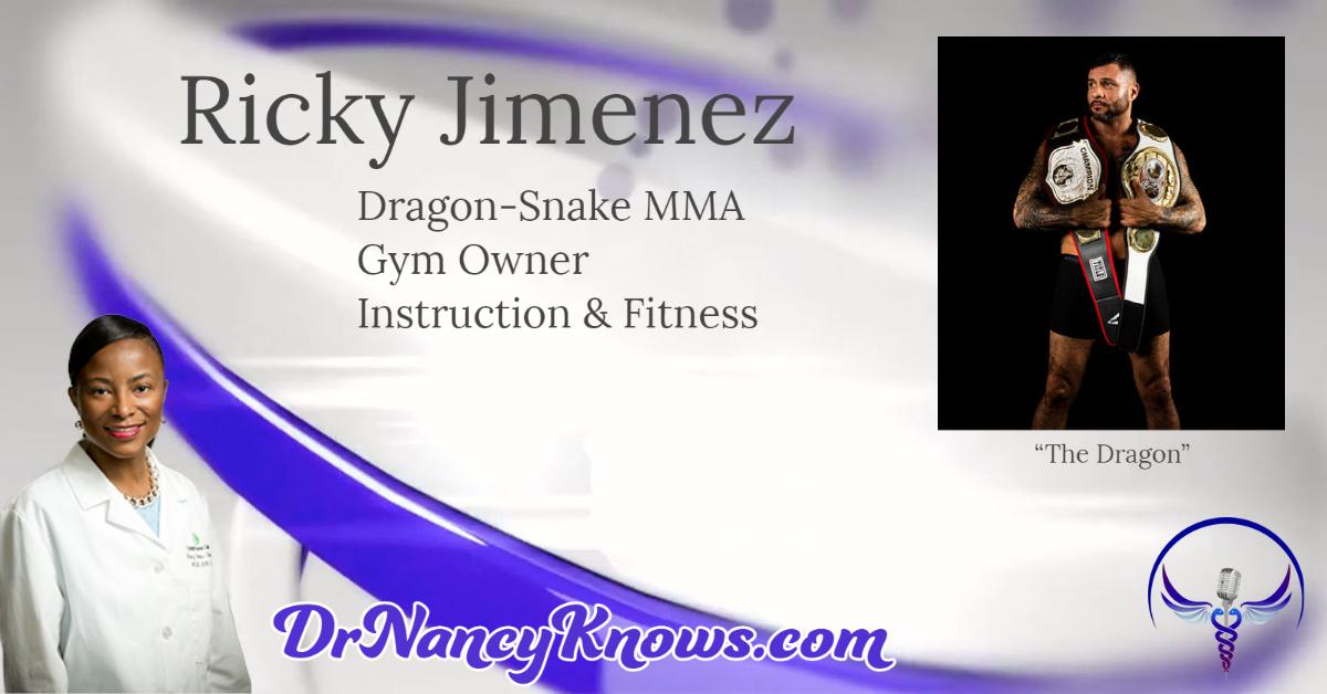 Dr Nancy Knows Ricky Jimenez