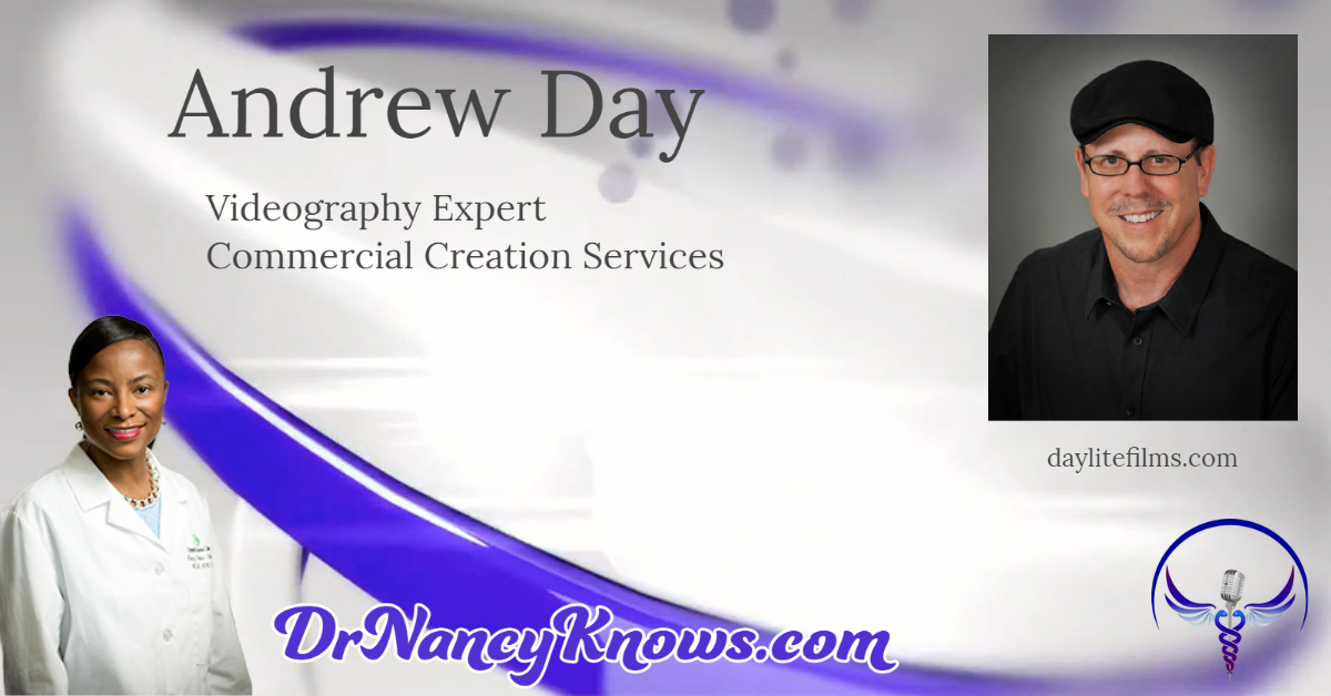Dr Nancy Knows Andrew Day