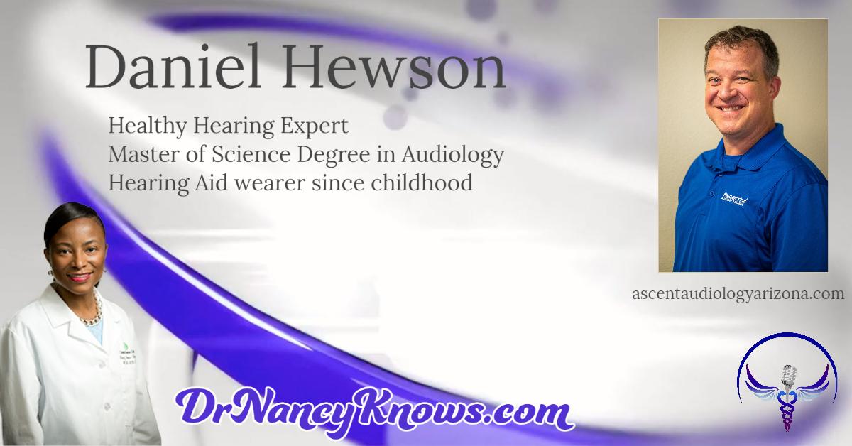 Dr Nancy Knows Daniel Hewson