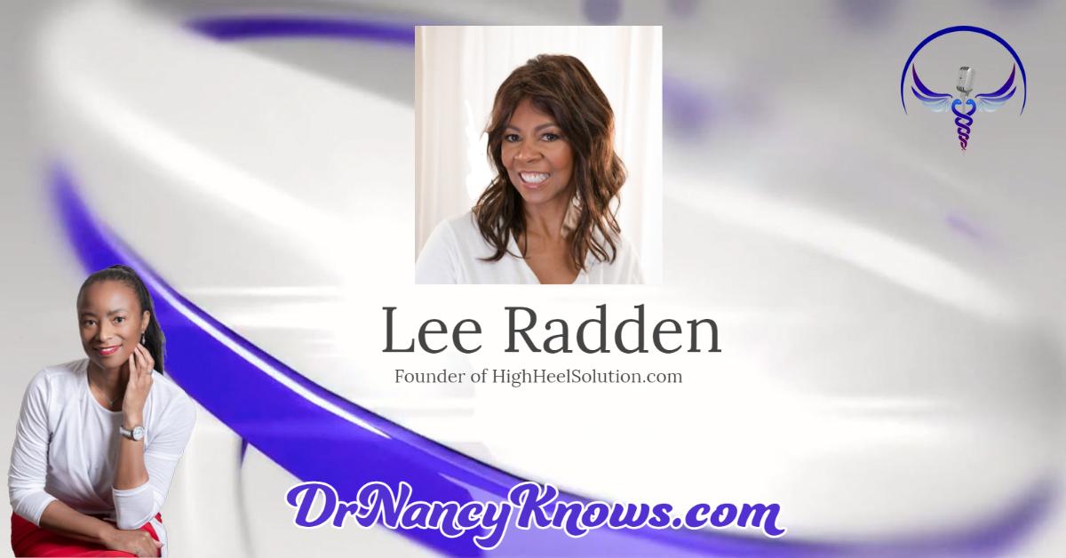 Dr Nancy Knows Lee Radden